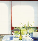 Pleated Blinds Bedford