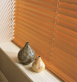 Wooden Venetian Blinds Bedford
