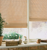 Woodweave Roman Blinds Bedford